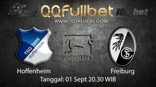 Prediksi Bola Jitu Hoffenheim vs Freiburg 1 September 2018 ( German Bundesliga )