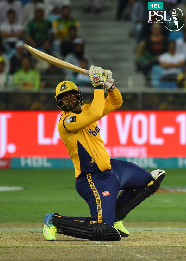 Zalmi in Pakistan Super League