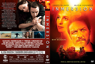 Submergence - Imersion - Cover DVD