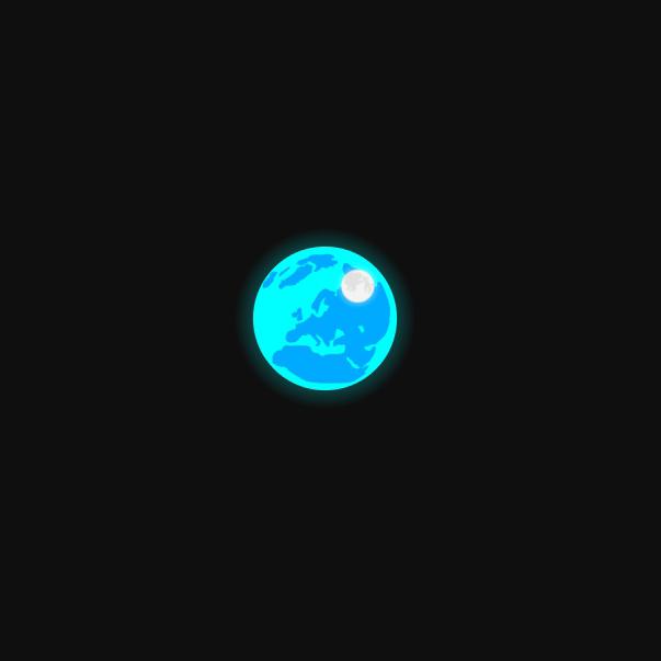 Minimal Earth Wallpaper Engine