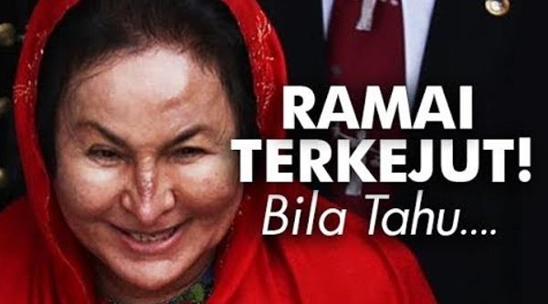 Disiasat SPRM! 6 rahsia besar Rosmah Mansor mula terdedah