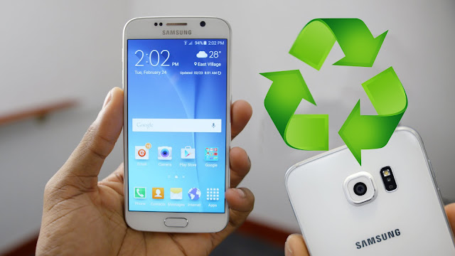 How to recover deleted photos from Samsung S series phones