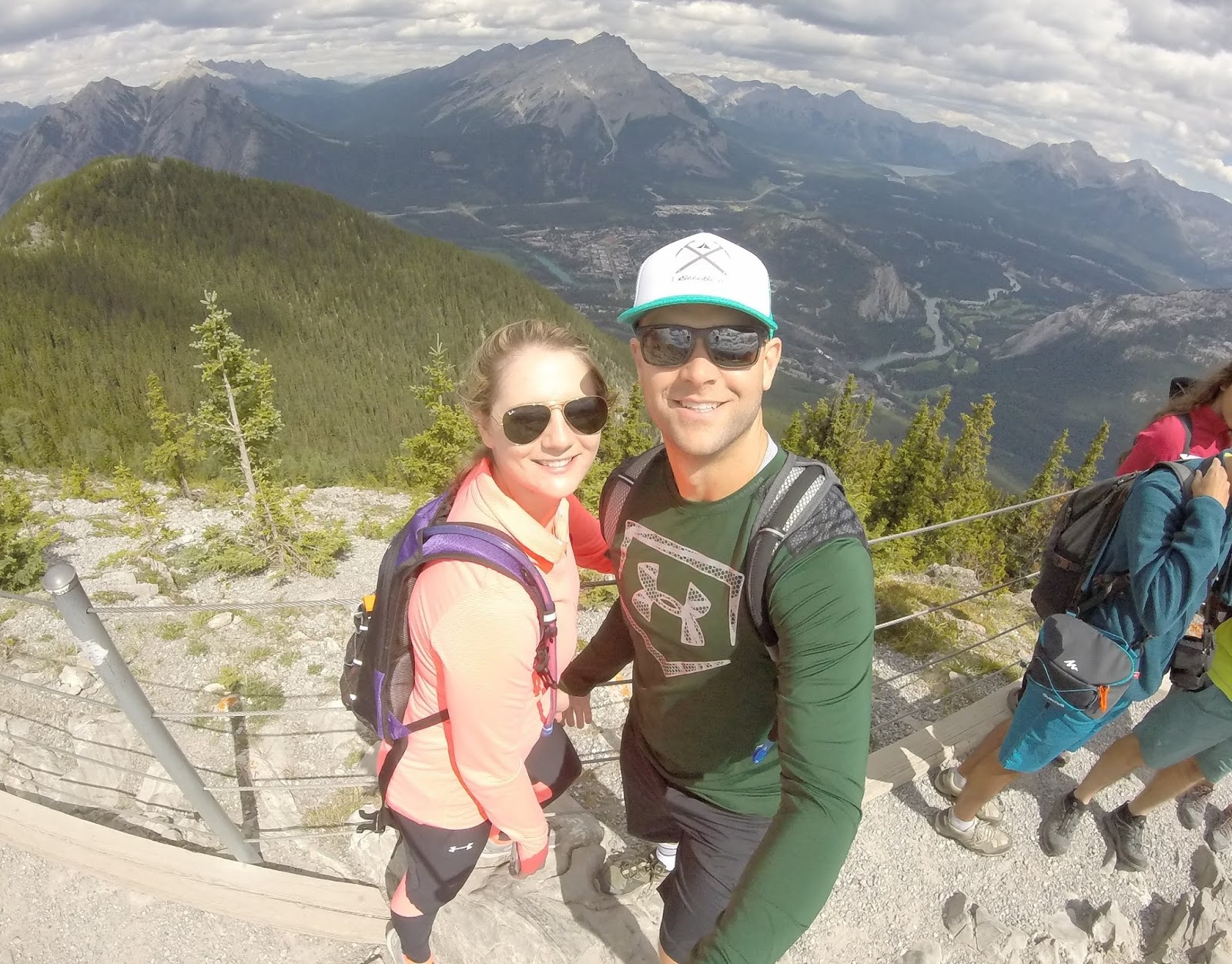 Top of Sulphur Mountain | Sulphur Mountain Hike | Banff Itinerary | Things to See in Banff | Banff Travel Guide | A Memory of Us