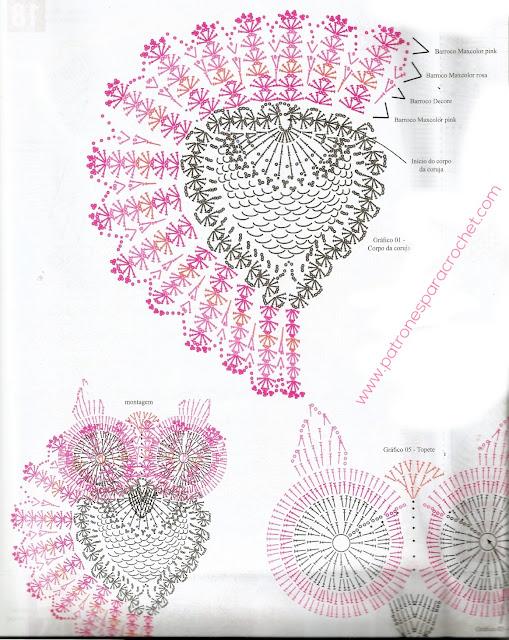 gráficos-ganchillo-buho
