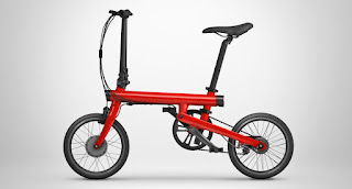 Xiaomi Smart Electric Foldable Bike, electric bike, foldable bike