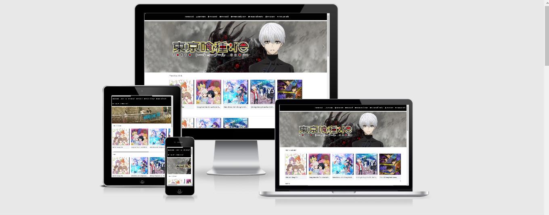 Share Template TVAnime - Theme Làm Trang Web Phim Anime Tuyệt Đẹp Cho Blogger