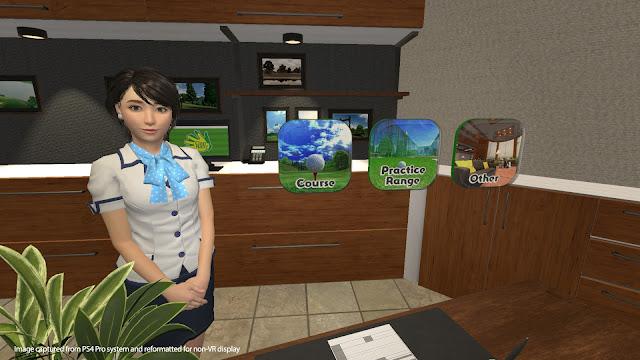 EVERYBODY'S GOLF VR - ANÁLISIS