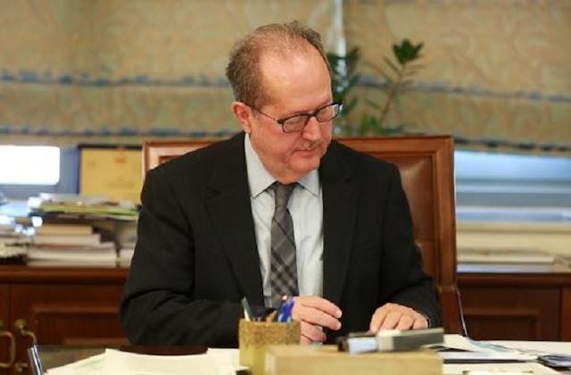 Τρεις σημαντικές συμβάσεις για έργα στην Αργολίδα υπέγραψε ο Παναγιώτης Νίκας