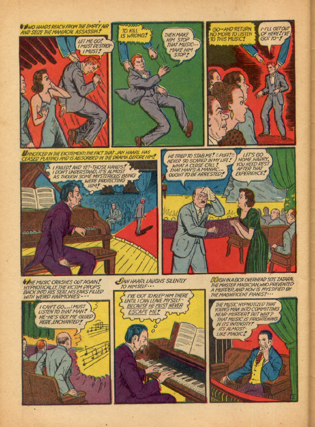 Read online Action Comics (1938) comic -  Issue #48 - 58