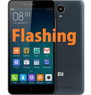 Cara Mudah Flash Xiaomi Redmi Note 2 Via Flashtool dengan PC, Firmware Original 100% Berhasil
