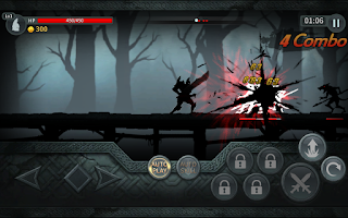 Download Gratis Dark Sword v1.4.2 Mod Apk Terbaru 2016