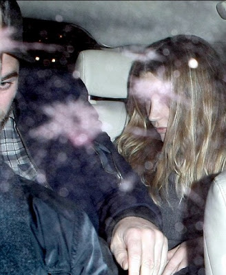 robert pattinson y sarah roemer