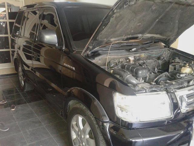 harga bekas Mitsubishi Kuda JLS tahun 1999