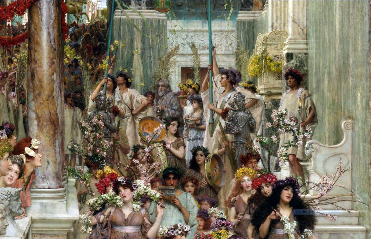 This intelligible Sir lawrence alma tadema criticising advise