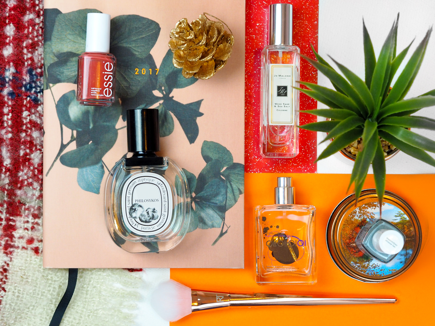 2016 Perfume Favourites Autumn