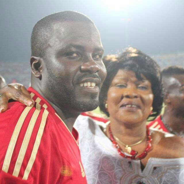 Former Black Stars defender Sammy Osei Kuffour loses mother