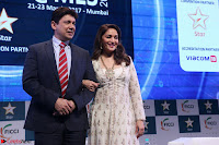 Madhuri Dixit Nene in designer Anarkali Dress at FICCI Awards 2017 013.JPG