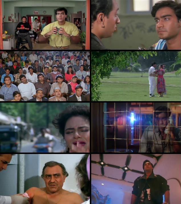 Phool Aur Kaante 1991 Hindi 480p HDRip