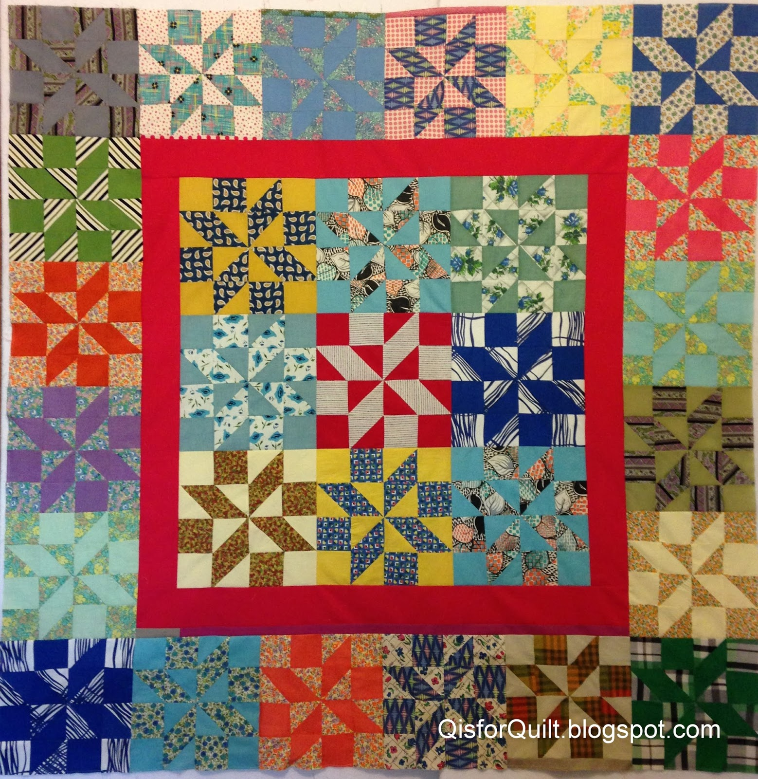 Q Is For Quilt January Jumble