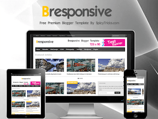 Top 5 SEO Optimized & AdSense Friendly Templates Responsive Blogger