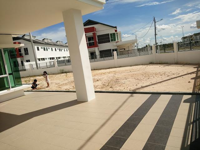 Corner Lot Homestay di Seri Iskandar Perak