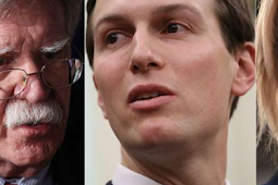 Nine White House officers of interest in Dem security clearance probe