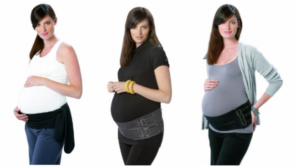 Belly Support During Pregnancy