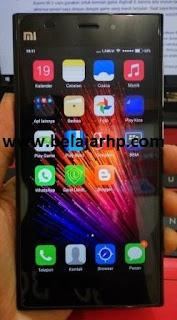 Solusi Xiaomi Mi3 Red Blik