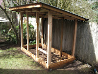 Wayne S Blog City Chickens How I Built Our Backyard Coop