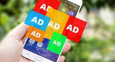 Cara Menghilangkan Iklan di Layar Utama Android anda