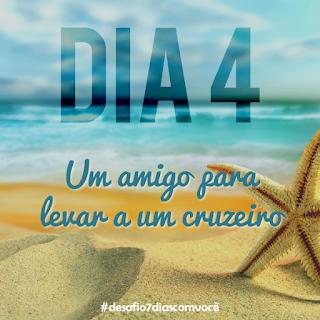 [Divulgação]  #desafio7diascomvocê - dia 4