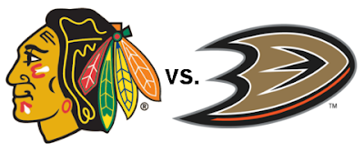 NHL - Blackhawks vs Ducks