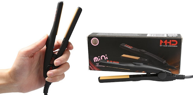 MHD Professional MINI Hair Straightener $13 (reg $40)