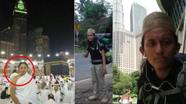 Kerap Dibully, Khamim yang Naik Haji Jalan Kaki Alami Hal Tak Masuk Akal dalam Perjalanannya