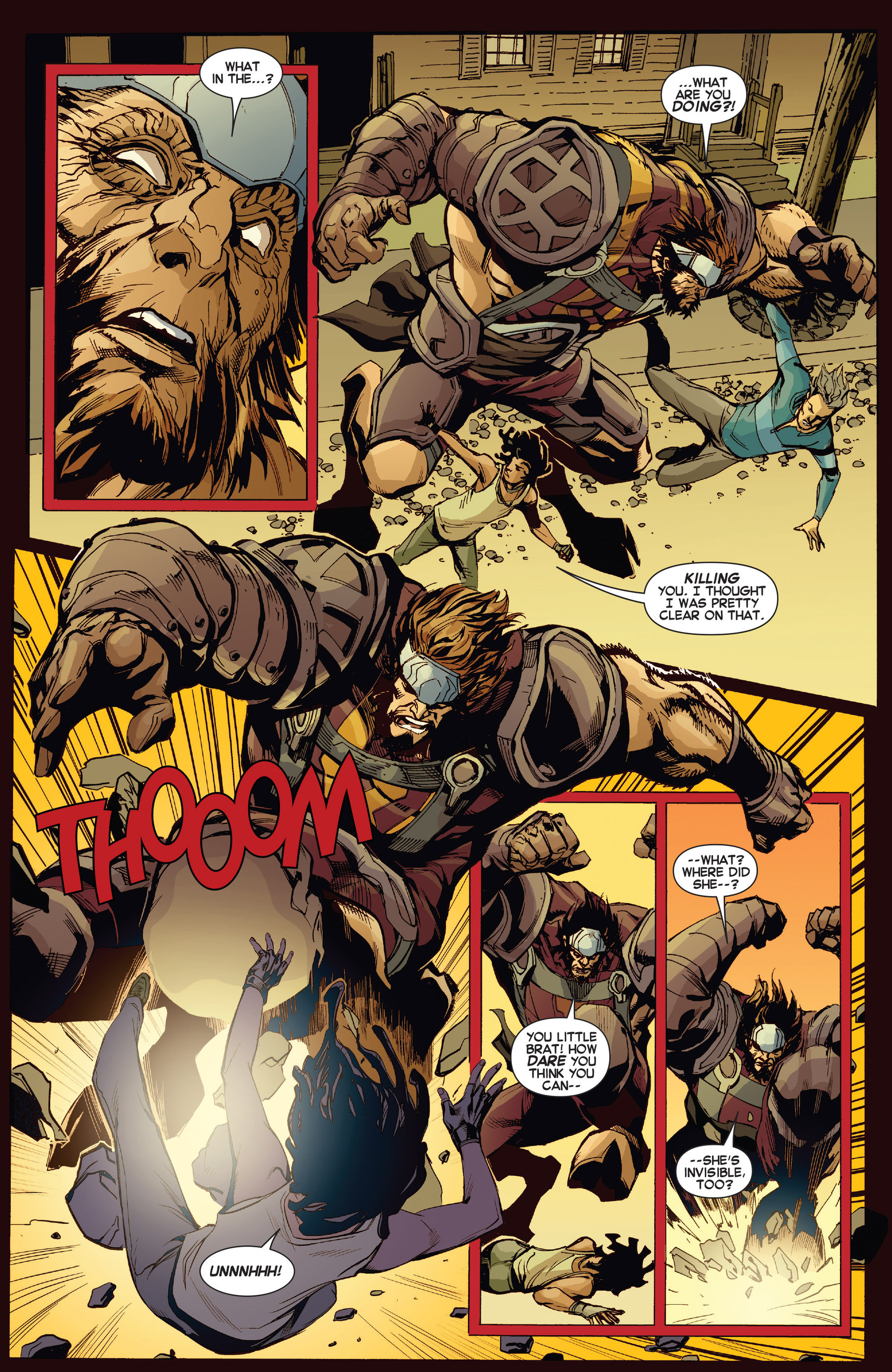 Read online All-New X-Factor comic -  Issue #13 - 14