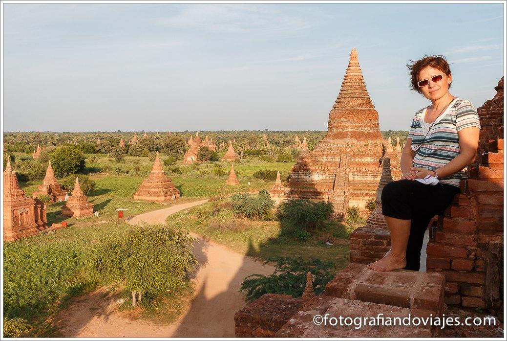 pagodas en Bagan, Myanmar