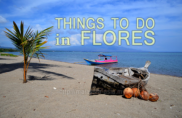 What to do in Flores Nusa Tenggara