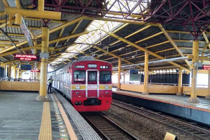 Cara Menuju Jatinegara Dari Serpong Menggunakan Commuter Line