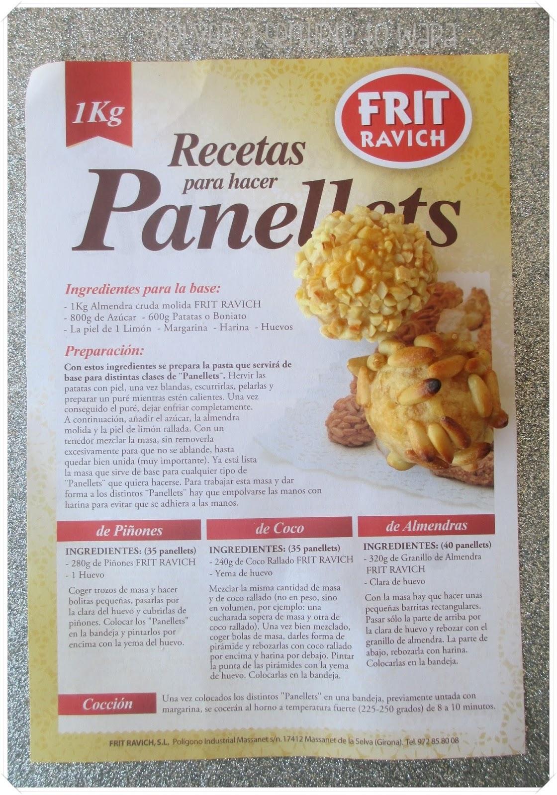 Receta: como hacer PANALLETS caseros de batata {paso a paso}