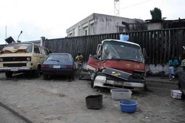 Lagos To Commence Removal Of Abandoned, Accident Vehicles