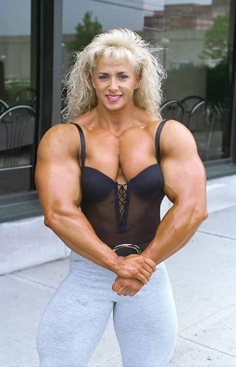 Beautiful Bodybuilder Women (Part 8)