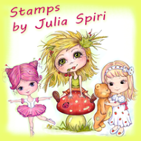 Stamps by Julia Spiri