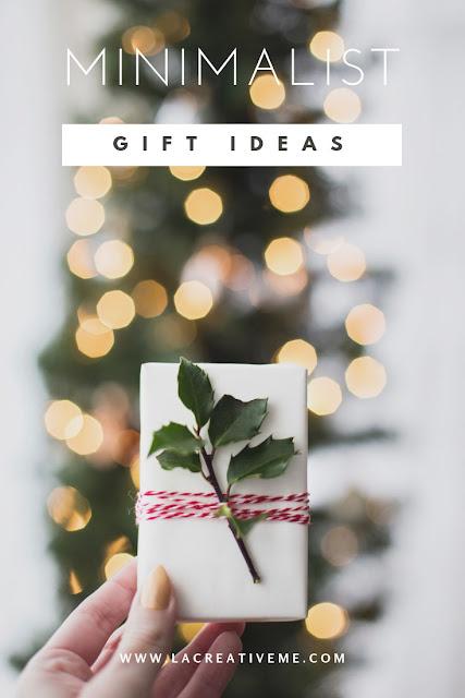 Ιδέες δώρων για μινιμαλιστές