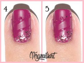 diseño de uñas mate paso a paso 2