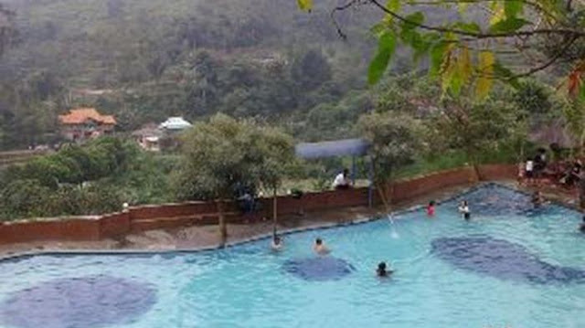 Barusen Hills, Wisata Murah dengan Pesona Alam yang ''Wow''