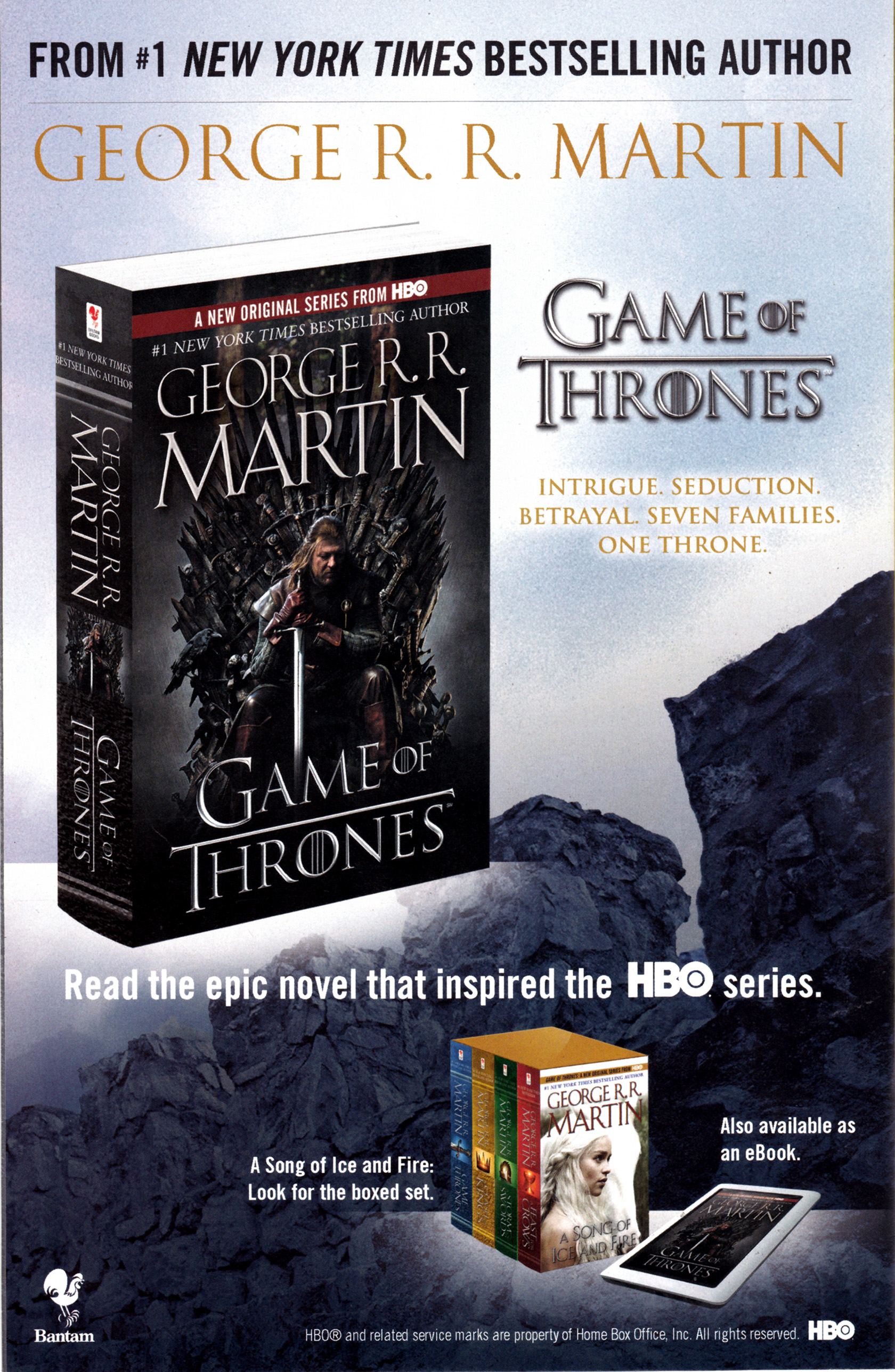 Read online A Game Of Thrones comic -  Issue #8 - 32