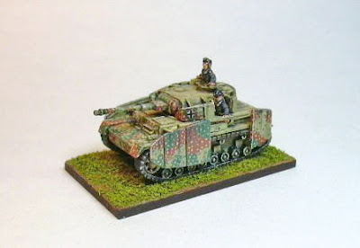 1st place: Panzer IV, by skinade - wins £40 Pendraken credit!