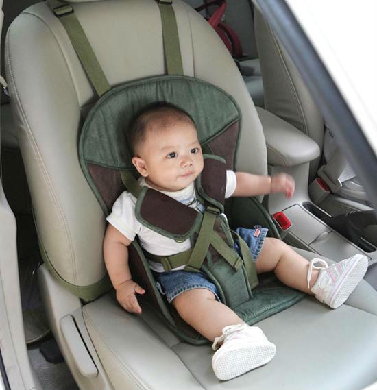 Cadeirinha para crianças no carro em Fort Lauderdale
