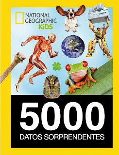 Enciclopedias National Geographic Kids 5000 datos