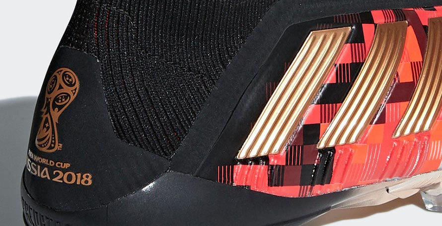 3890a5c7a0b Update  8 official pictures of the Adidas Predator Telstar 18 cleats have  leaked